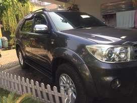 Fortuner Diesel 2009/2010