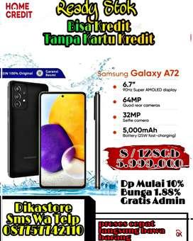 Samsung A72 8/128Gb Bisa Credit Gratis Admin Bunga 1.88%