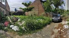 Disewakan Tanah, berlokasi strategis di Kedungbadak, Bogor