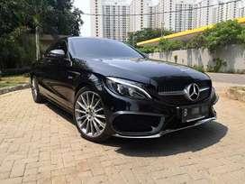 Mercedes Benz C300 Coupe 2018 ANTIK