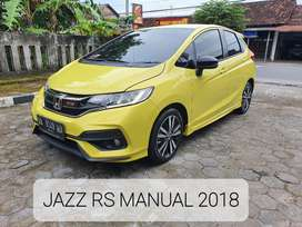 Jazz rs manual 2018