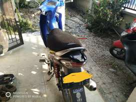 Motor shogun sp thailand ok