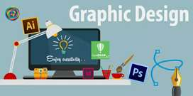 Graphics design and many more creative design