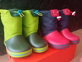 Sepatu Anak Boots Anak Winter CROCBAND LODGEPOINT ORIGINAL!! - NO BOX