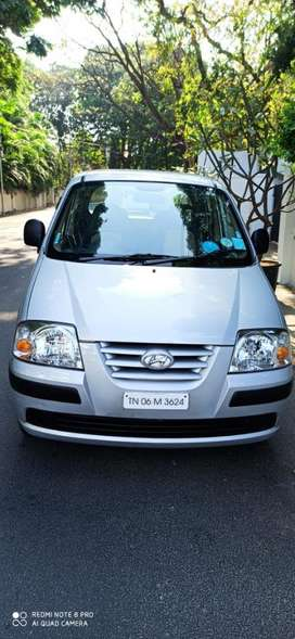 Hyundai Santro Xing XL eRLX - Euro II, 2014, Petrol