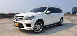 Mercedes Benz GL400 AMG 2015 NIK2014  White on Brown Mocca  Odometer
