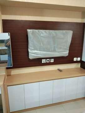 Jasa Interior Design Paket full Furnished unit apartemen Jakarta Timur