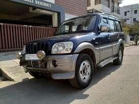 Mahindra Scorpio 2002-2013 2.6 DX, 2005, Diesel