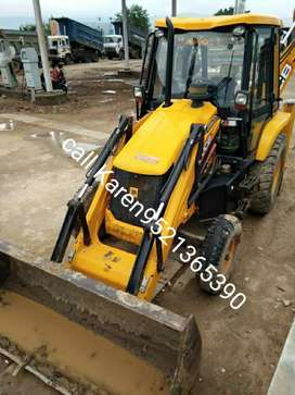 2016 model JCB new condition good condition 3DX