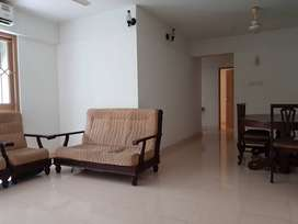2 bhk semi furnished flat for rent in near Puthiyara