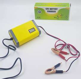 Charger Accu Motor / Mobil