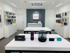 PLUTON Apple Authorised Store Requires