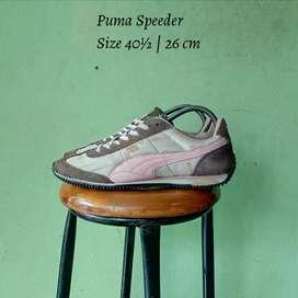 Sepatu Puma Speeder . Size 40½ • 26 cm