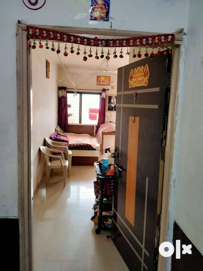 1 BHK bhavani residency, 4 yrs old with completion