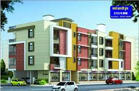 2 bhk jda approved flat 100% Lonable flat