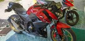Kawasaki nina z250 2013