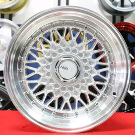 Hsr velg racing celong R15 for corola,brio