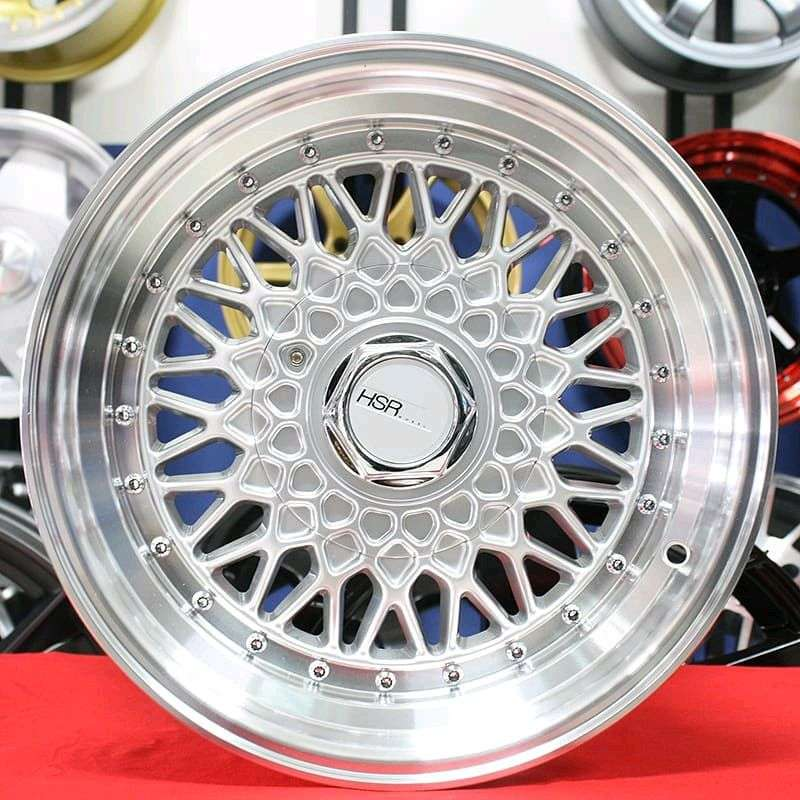 Hsr velg racing celong R15 for corola,brio 0