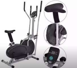 Slightly used Elliptical cycling and cross trainer