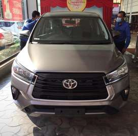 Brand new Toyota Innova Crysta 2021