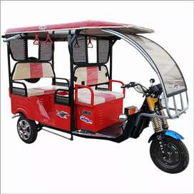 All new e rickshaw different brands or attractive price rate.