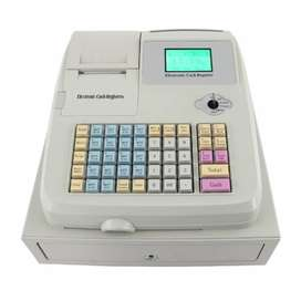 Electronic cash register machine available