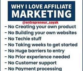 Digital &Affiliate Marketing Course Material