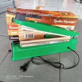 Impulse Sealer Atau Alat Press Plastik FRT Body Besi 30CM