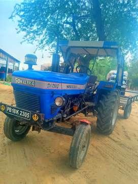 Sonilka tractor