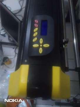 Cutting sticker