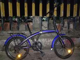 Dijual Sepeda lipat pacific 2980h