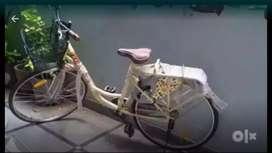 Milton marina 26t girls bicycle