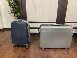 Aristrocrat Suitcase and small suitcase