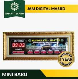 Toko Jam Digital Free Desain Untuk Mushola Masjid Kab Karawang