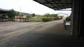 NEGO Strategis Lokasi Batujajar BandungBangunan Gudang Kantor
