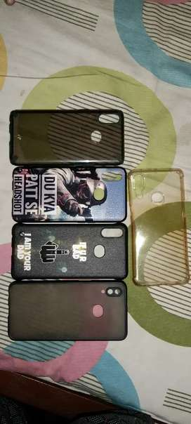 Samsung A10S back cover