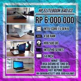HP ELITEBOOK 840G3 LAPTOP SECOND BERGARANSI RESOLUSI 2560 x 1440 PIXEL