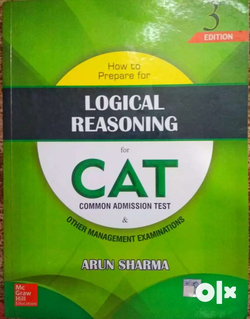 CAT Arun Sharma Books (3 Books) 0