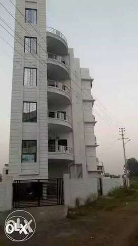 2BHK+ Lift +POP+ Power & Water Conection etc, 1/2 accer Open Space