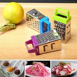 Mini Four-Sided Grater Stainless Steel Planer Multifunctional Peel Cut