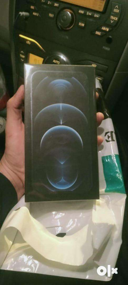 Seal Pack iPhone 12 Pro 128gb Imported With 1 Year apple Warranty