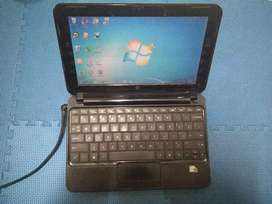 laptop notebook netbook hp mini 210 - 1002TU bekas