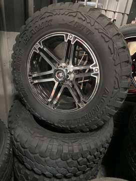 RX Jeep R17 6x139 Pajero,Fortuner,Everest,Triton,Dmax dll