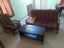 Flatmate (guy) required for fully furnished 2BHK in Oceanus Serenity.