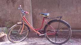 New cycle bsa  modified  in good  at rupees 3000