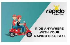 Required Rapido Captains at Amritsar on urgent basis.
