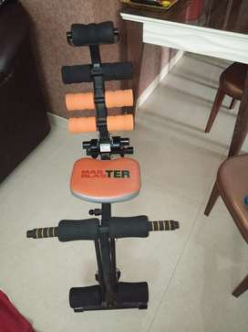 Gym & Fitness - Telebrands master blaster Ab Exerciser