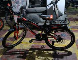 Brand New Cycle | 2 Months Old | Disc Brakes | Low Price