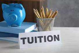 Tuitions / Home tuitions