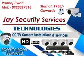 CCTV and Security Door to Door